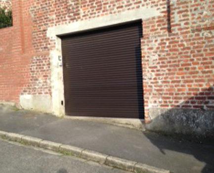 Volet Motoris Porte De Garage Feuchy Instinct Fen Tres