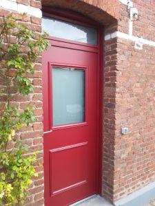 Porte En Aluminium De Chez KLINE